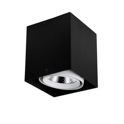 Потолочный светильник Favourite 1987-1U FlashledОжидается<br><br><br>Крепление: Планка<br>Цветовая t, К: 4000<br>Тип цоколя: LED<br>Цвет арматуры: черный<br>Ширина, мм: 140<br>Размеры: L140*W140*H160<br>Длина, мм: 140<br>Высота, мм: 160<br>MAX мощность ламп, Вт: 12