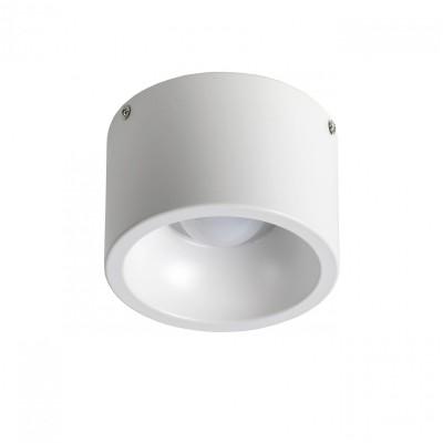 Потолочный светильник Favourite 1992-1C Reflectorкруглые светильники<br><br><br>Цветовая t, К: 4000<br>Тип лампы: LED - светодиодная<br>Тип цоколя: LED<br>Цвет арматуры: белый<br>Количество ламп: 1<br>Диаметр, мм мм: 138<br>Размеры: D138*H85/Cutout<br>Диаметр врезного отверстия, мм: 24 - 30<br>Высота, мм: 85<br>Поверхность арматуры: матовая<br>Оттенок (цвет): белый<br>MAX мощность ламп, Вт: 12