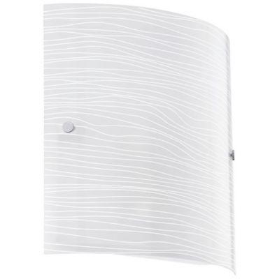 Eglo CAPRICE 91857 Настенно-потолочные светильникиКвадратные<br>Настенно-потолочные светильники – это универсальные осветительные варианты, которые подходят для вертикального и горизонтального монтажа. В интернет-магазине «Светодом» Вы можете приобрести подобные модели по выгодной стоимости. В нашем каталоге представлены как бюджетные варианты, так и эксклюзивные изделия от производителей, которые уже давно заслужили доверие дизайнеров и простых покупателей.  Настенно-потолочный светильник Eglo 91857 станет прекрасным дополнением к основному освещению. Благодаря качественному исполнению и применению современных технологий при производстве эта модель будет радовать Вас своим привлекательным внешним видом долгое время. Приобрести настенно-потолочный светильник Eglo 91857 можно, находясь в любой точке России.<br><br>S освещ. до, м2: 2<br>Крепление: потолочное<br>Тип лампы: накаливания / энергосбережения / LED-светодиодная<br>Тип цоколя: E27<br>Количество ламп: 1<br>MAX мощность ламп, Вт: 2<br>Размеры основания, мм: 0<br>Длина, мм: 280<br>Расстояние от стены, мм: 90<br>Высота, мм: 290<br>Оттенок (цвет): белый с декором<br>Цвет арматуры: серебристый<br>Общая мощность, Вт: 1X60W