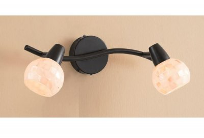 Citilux Соната CL520525 Светильник поворотный спотДвойные<br>Светильники-споты – это оригинальные изделия с современным дизайном. Они позволяют не ограничивать свою фантазию при выборе освещения для интерьера. Такие модели обеспечивают достаточно качественный свет. Благодаря компактным размерам Вы можете использовать несколько спотов для одного помещения.  Интернет-магазин «Светодом» предлагает необычный светильник-спот Citilux CL520525 по привлекательной цене. Эта модель станет отличным дополнением к люстре, выполненной в том же стиле. Перед оформлением заказа изучите характеристики изделия.  Купить светильник-спот Citilux CL520525 в нашем онлайн-магазине Вы можете либо с помощью формы на сайте, либо по указанным выше телефонам. Обратите внимание, что мы предлагаем доставку не только по Москве и Екатеринбургу, но и всем остальным российским городам.<br><br>S освещ. до, м2: 8<br>Тип товара: Светильник поворотный спот<br>Тип лампы: накал-я - энергосбер-я<br>Тип цоколя: E14<br>Количество ламп: 2<br>Ширина, мм: 220<br>MAX мощность ламп, Вт: 60<br>Размеры: Диаметр основания 9см, Длина штанги 32см, Размер головки 11,5см, Рассеиватель из перламутровых элементов<br>Длина, мм: 320<br>Высота, мм: 120<br>Поверхность арматуры: матовый<br>Оттенок (цвет): бежевый<br>Цвет арматуры: коричневый