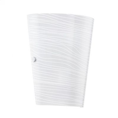 Eglo CAPRICE 91856 Настенно-потолочные светильникиДекоративные<br>Настенно-потолочные светильники – это универсальные осветительные варианты, которые подходят для вертикального и горизонтального монтажа. В интернет-магазине «Светодом» Вы можете приобрести подобные модели по выгодной стоимости. В нашем каталоге представлены как бюджетные варианты, так и эксклюзивные изделия от производителей, которые уже давно заслужили доверие дизайнеров и простых покупателей.  Настенно-потолочный светильник Eglo 91856 станет прекрасным дополнением к основному освещению. Благодаря качественному исполнению и применению современных технологий при производстве эта модель будет радовать Вас своим привлекательным внешним видом долгое время. Приобрести настенно-потолочный светильник Eglo 91856 можно, находясь в любой точке России.<br><br>S освещ. до, м2: 2<br>Крепление: настенное<br>Тип лампы: накаливания / энергосбережения / LED-светодиодная<br>Тип цоколя: E27<br>Количество ламп: 1<br>MAX мощность ламп, Вт: 2<br>Размеры основания, мм: 0<br>Длина, мм: 185<br>Расстояние от стены, мм: 15<br>Высота, мм: 230<br>Оттенок (цвет): белый с декором<br>Цвет арматуры: серебристый<br>Общая мощность, Вт: 1X60W