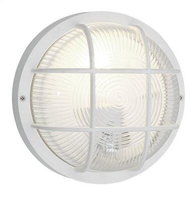 Eglo AнетLA 88807 уличные светильникиНастенные<br><br><br>Крепление: настенное<br>Тип цоколя: E27<br>Количество ламп: 1<br>MAX мощность ламп, Вт: 1X40W<br>Диаметр, мм мм: 185<br>Расстояние от стены, мм: 100<br>Оттенок (цвет): прозрачный<br>Цвет арматуры: белый<br>Общая мощность, Вт: 2