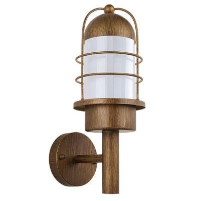 Eglo MINORCA 89533 светильник уличныйНастенные<br>Обеспечение качественного уличного освещени – важна задача дл владельцев коттеджей. Компани «Светодом» предлагает современные светильники, которые порадут Вас отличным исполнением. В нашем каталоге представлена продукци известных производителей, пользущихс популрность благодар высокому качеству выпускаемых товаров.   Уличный светильник Eglo 89533 не просто обеспечит качественное освещение, но и станет украшением Вашего участка. Модель выполнена из современных материалов и имеет влагозащитный корпус, благодар которому ей не страшны осадки.   Купить уличный светильник Eglo 89533, представленный в нашем каталоге, можно с помощь онлайн-формы дл заказа. Чтобы задать имещиес вопросы, звоните нам по указанным телефонам. Мы доставим Ваш заказ не только в Москву и Екатеринбург, но и другие города.<br><br>Крепление: настенное<br>Тип цокол: E27<br>Количество ламп: 1<br>Ширина, мм: 137<br>MAX мощность ламп, Вт: 60<br>Расстоние от стены, мм: 185<br>Высота, мм: 365<br>Оттенок (цвет): белый глнцевый<br>Цвет арматуры: медный<br>Обща мощность, Вт: 2