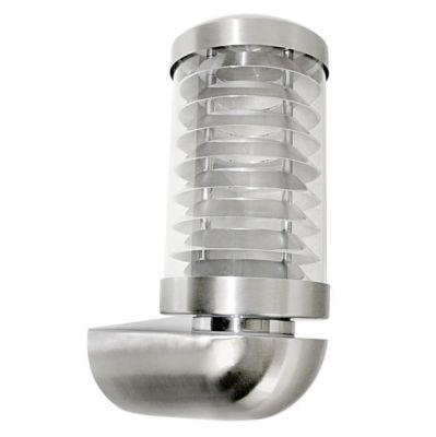 Eglo BILBAO 89281 СветильникНастенные<br><br><br>Крепление: настенное<br>Тип товара: Светильник<br>Тип цоколя: Е27<br>Количество ламп: 1<br>Ширина, мм: 125<br>MAX мощность ламп, Вт: 22<br>Расстояние от стены, мм: 185<br>Высота, мм: 310<br>Цвет арматуры: серебристый