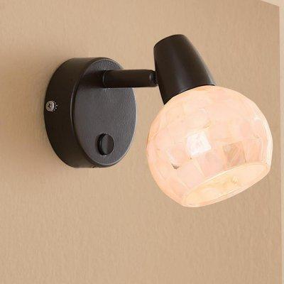Citilux Соната CL520515 Светильник поворотный спотОдиночные<br>Светильники-споты – это оригинальные изделия с современным дизайном. Они позволяют не ограничивать свою фантазию при выборе освещения для интерьера. Такие модели обеспечивают достаточно качественный свет. Благодаря компактным размерам Вы можете использовать несколько спотов для одного помещения.  Интернет-магазин «Светодом» предлагает необычный светильник-спот Citilux CL520515 по привлекательной цене. Эта модель станет отличным дополнением к люстре, выполненной в том же стиле. Перед оформлением заказа изучите характеристики изделия.  Купить светильник-спот Citilux CL520515 в нашем онлайн-магазине Вы можете либо с помощью формы на сайте, либо по указанным выше телефонам. Обратите внимание, что у нас склады не только в Москве и Екатеринбурге, но и других городах России.<br><br>S освещ. до, м2: 4<br>Тип лампы: накал-я - энергосбер-я<br>Тип цоколя: E14<br>Количество ламп: 1<br>Ширина, мм: 115<br>MAX мощность ламп, Вт: 60<br>Размеры: С выключателем, Диаметр основания 8см, Размер головки 11,5см, Рассеиватель из перламутровых элементов<br>Длина, мм: 220<br>Высота, мм: 120<br>Поверхность арматуры: матовый<br>Оттенок (цвет): бежевый<br>Цвет арматуры: коричневый