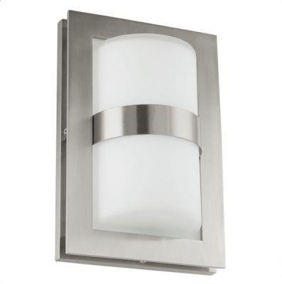 Eglo ARCHA 89366 светильник уличныйНастенные<br>Обеспечение качественного уличного освещения – важная задача для владельцев коттеджей. Компания «Светодом» предлагает современные светильники, которые порадуют Вас отличным исполнением. В нашем каталоге представлена продукция известных производителей, пользующихся популярностью благодаря высокому качеству выпускаемых товаров.   Уличный светильник Eglo 89366 не просто обеспечит качественное освещение, но и станет украшением Вашего участка. Модель выполнена из современных материалов и имеет влагозащитный корпус, благодаря которому ей не страшны осадки.   Купить уличный светильник Eglo 89366, представленный в нашем каталоге, можно с помощью онлайн-формы для заказа. Чтобы задать имеющиеся вопросы, звоните нам по указанным телефонам.<br><br>Крепление: настенное<br>Тип цоколя: E27<br>Количество ламп: 1<br>MAX мощность ламп, Вт: 60<br>Длина, мм: 220<br>Расстояние от стены, мм: 112<br>Высота, мм: 330<br>Оттенок (цвет): белый<br>Цвет арматуры: серебристый<br>Общая мощность, Вт: 2