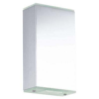 Eglo ABIDA 91559 Настенно-потолочный светильникХай-тек<br><br><br>S освещ. до, м2: 6<br>Крепление: настенное<br>Цветовая t, К: 3000 (теплый белый)<br>Тип цоколя: LED<br>Количество ламп: 2<br>MAX мощность ламп, Вт: 29<br>Размеры основания, мм: 0<br>Длина, мм: 90<br>Расстояние от стены, мм: 45<br>Высота, мм: 160<br>Оттенок (цвет): белый<br>Цвет арматуры: серебристый<br>Общая мощность, Вт: 2X4,76W