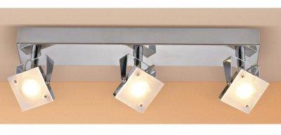 Citilux Кода CL551531 Светильник поворотный спотТройные<br><br><br>S освещ. до, м2: 10<br>Тип товара: Светильник поворотный спот<br>Цветовая t, К: 3000<br>Тип лампы: LED - светодиодная<br>Тип цоколя: LED*5W*3000K<br>Количество ламп: 3<br>Ширина, мм: 250<br>Длина, мм: 140<br>Высота, мм: 70<br>Поверхность арматуры: глянцевый<br>Оттенок (цвет): белый<br>Цвет арматуры: серебристый