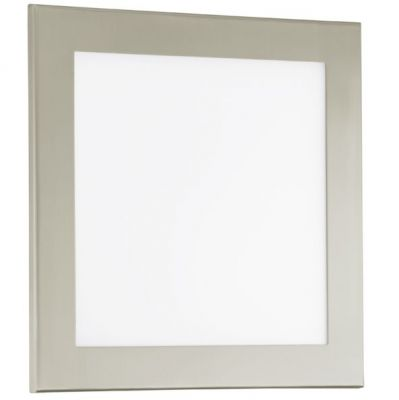 Eglo LED AURIGA 91684 Настенно-потолочные светильникиКвадратные<br>Австрийское качество модели светильника Eglo 91684 не оставит равнодушным каждого купившего! Матовое закаленное стекло(пр-во Чехия), Никелированный корпус, Класс изоляции 3 (двойная изоляция), IP 20, Экологически безопасные технологии, освещенность 1330 lm ,L=385B=385,18W,LED.<br><br>S освещ. до, м2: 2<br>Крепление: потолочное<br>Цветовая t, К: 3000 (теплый белый)<br>Тип цоколя: LED<br>Количество ламп: 1<br>Ширина, мм: 385<br>MAX мощность ламп, Вт: 29<br>Размеры основания, мм: 0<br>Длина, мм: 385<br>Расстояние от стены, мм: 65<br>Оттенок (цвет): белый<br>Цвет арматуры: серый<br>Общая мощность, Вт: 18W