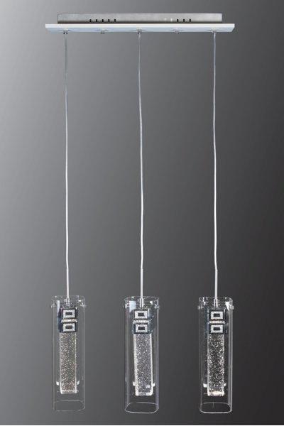 Люстра Модерн 2-6200-3-CR G5.3 МаксисветОжидается<br><br><br>S освещ. до, м2: 6<br>Тип цоколя: G5.3<br>Цвет арматуры: Хром<br>Количество ламп: 3<br>Ширина, мм: 100<br>Высота полная, мм: 1100<br>Длина, мм: 550<br>Оттенок (цвет): Прозрачный