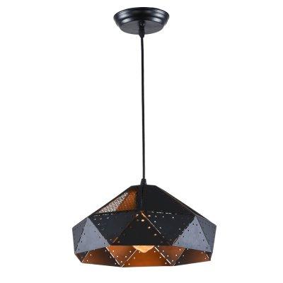 Люстра Loft 2-8608-1-BK E27 МаксисветОжидается<br><br><br>S освещ. до, м2: 3<br>Тип цоколя: E27<br>Цвет арматуры: Черный<br>Количество ламп: 1<br>Ширина, мм: 330<br>Высота полная, мм: 1000<br>Длина, мм: 330<br>Оттенок (цвет): Черный