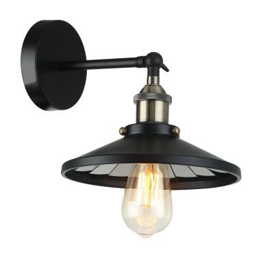 Светильник Divinare 2000/04 AP-1Лофт<br><br><br>Тип цоколя: E27<br>Количество ламп: 1<br>MAX мощность ламп, Вт: 40W