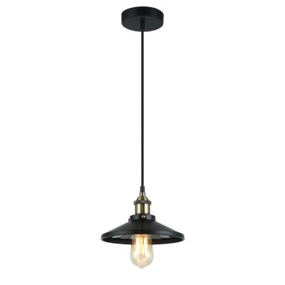 Светильник Divinare 2000/04 SP-1одиночные подвесные светильники<br><br><br>Тип цоколя: E27<br>Количество ламп: 1<br>MAX мощность ламп, Вт: 40W