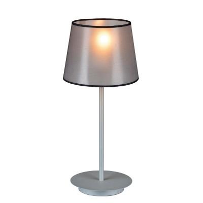 Настольный светильник Favourite 2001-1T EssentiaОжидается<br><br><br>Тип цоколя: E27<br>Цвет арматуры: черный<br>Количество ламп: 1<br>Диаметр, мм мм: 180<br>Размеры: D180*H405<br>Высота, мм: 405<br>MAX мощность ламп, Вт: 40