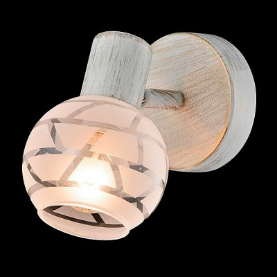 Светильник Евросвет 20036/1 белый с золотом/хромМодерн<br><br><br>Тип лампы: Накаливания / энергосбережения / светодиодная<br>Тип цоколя: E14<br>Количество ламп: 1<br>Ширина, мм: 150<br>MAX мощность ламп, Вт: 40<br>Длина, мм: 90<br>Высота, мм: 130<br>Цвет арматуры: белый с золотистой патиной