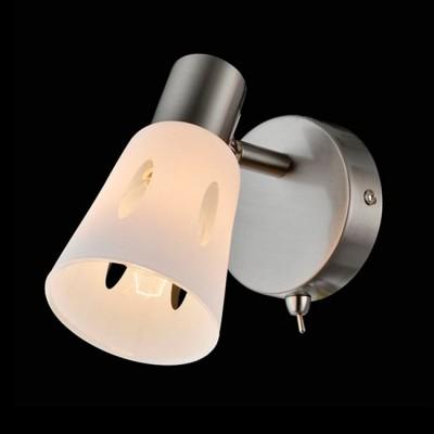 Светильник Евросвет 20041/1 сатин-никельОдиночные<br>Светильники-споты – это оригинальные изделия с современным дизайном. Они позволяют не ограничивать свою фантазию при выборе освещения для интерьера. Такие модели обеспечивают достаточно качественный свет. Благодаря компактным размерам Вы можете использовать несколько спотов для одного помещения.  Интернет-магазин «Светодом» предлагает необычный светильник-спот Евросвет 20041/1 по привлекательной цене. Эта модель станет отличным дополнением к люстре, выполненной в том же стиле. Перед оформлением заказа изучите характеристики изделия.  Купить светильник-спот Евросвет 20041/1 в нашем онлайн-магазине Вы можете либо с помощью формы на сайте, либо по указанным выше телефонам. Обратите внимание, что у нас склады не только в Москве и Екатеринбурге, но и других городах России.<br><br>S освещ. до, м2: 2<br>Тип лампы: Накаливания / энергосбережения / светодиодная<br>Тип цоколя: E14<br>Количество ламп: 1<br>Ширина, мм: 170<br>Длина, мм: 90<br>Высота, мм: 160<br>MAX мощность ламп, Вт: 40
