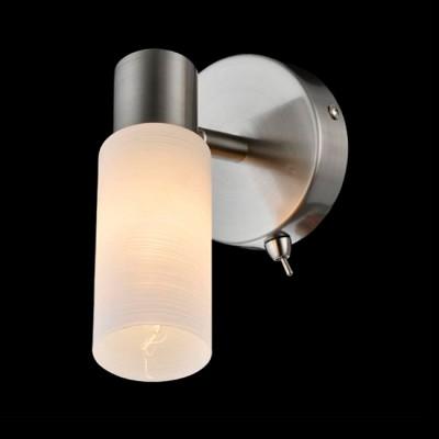 Светильник Евросвет 20043/1 сатин-никельОдиночные<br>Светильники-споты – это оригинальные изделия с современным дизайном. Они позволяют не ограничивать свою фантазию при выборе освещения для интерьера. Такие модели обеспечивают достаточно качественный свет. Благодаря компактным размерам Вы можете использовать несколько спотов для одного помещения.  Интернет-магазин «Светодом» предлагает необычный светильник-спот Евросвет 20043/1 по привлекательной цене. Эта модель станет отличным дополнением к люстре, выполненной в том же стиле. Перед оформлением заказа изучите характеристики изделия.  Купить светильник-спот Евросвет 20043/1 в нашем онлайн-магазине Вы можете либо с помощью формы на сайте, либо по указанным выше телефонам. Обратите внимание, что у нас склады не только в Москве и Екатеринбурге, но и других городах России.<br><br>Тип лампы: Накаливания / энергосбережения / светодиодная<br>Тип цоколя: E14<br>Количество ламп: 1<br>Ширина, мм: 170<br>MAX мощность ламп, Вт: 40<br>Длина, мм: 90<br>Высота, мм: 160