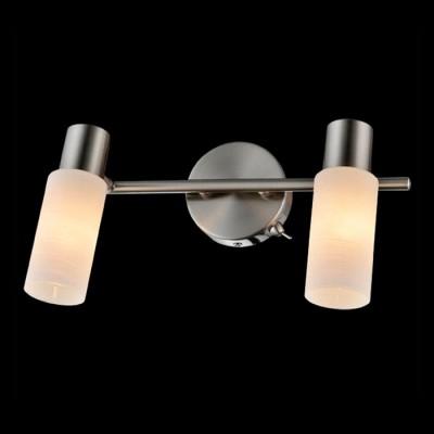 Светильник Евросвет 20043/2 сатин-никельДвойные<br>Светильники-споты – это оригинальные изделия с современным дизайном. Они позволяют не ограничивать свою фантазию при выборе освещения для интерьера. Такие модели обеспечивают достаточно качественный свет. Благодаря компактным размерам Вы можете использовать несколько спотов для одного помещения.  Интернет-магазин «Светодом» предлагает необычный светильник-спот Евросвет 20043/2 по привлекательной цене. Эта модель станет отличным дополнением к люстре, выполненной в том же стиле. Перед оформлением заказа изучите характеристики изделия.  Купить светильник-спот Евросвет 20043/2 в нашем онлайн-магазине Вы можете либо с помощью формы на сайте, либо по указанным выше телефонам. Обратите внимание, что у нас склады не только в Москве и Екатеринбурге, но и других городах России.<br><br>S освещ. до, м2: 4<br>Тип лампы: Накаливания / энергосбережения / светодиодная<br>Тип цоколя: E14<br>Количество ламп: 2<br>Ширина, мм: 170<br>Длина, мм: 310<br>Высота, мм: 160<br>MAX мощность ламп, Вт: 40