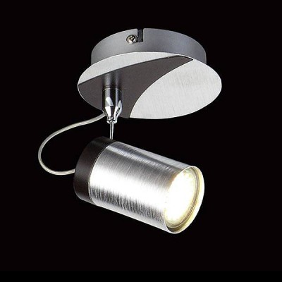 Евросвет 20044/1 хром/черныйОдиночные<br><br><br>Тип лампы: галогенная/LED<br>Тип цоколя: G5.3<br>Количество ламп: 1<br>Ширина, мм: 120<br>MAX мощность ламп, Вт: 50<br>Длина, мм: 100<br>Высота, мм: 120
