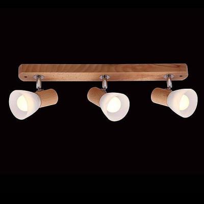 Евросвет 20045/3 светлое деревоТройные<br>Светильники-споты – это оригинальные изделия с современным дизайном. Они позволяют не ограничивать свою фантазию при выборе освещения для интерьера. Такие модели обеспечивают достаточно качественный свет. Благодаря компактным размерам Вы можете использовать несколько спотов для одного помещения.  Интернет-магазин «Светодом» предлагает необычный светильник-спот Евросвет 20045/3 по привлекательной цене. Эта модель станет отличным дополнением к люстре, выполненной в том же стиле. Перед оформлением заказа изучите характеристики изделия.  Купить светильник-спот Евросвет 20045/3 в нашем онлайн-магазине Вы можете либо с помощью формы на сайте, либо по указанным выше телефонам. Обратите внимание, что у нас склады не только в Москве и Екатеринбурге, но и других городах России.<br><br>Тип лампы: Накаливания / энергосбережения / светодиодная<br>Тип цоколя: E14<br>Количество ламп: 3<br>Ширина, мм: 410<br>MAX мощность ламп, Вт: 40<br>Длина, мм: 65<br>Высота, мм: 130