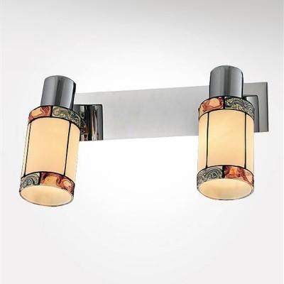 Евросвет 20054/2 хромДвойные<br><br><br>S освещ. до, м2: 4<br>Тип лампы: Накаливания / энергосбережения / светодиодная<br>Тип цоколя: E14<br>Количество ламп: 2<br>Ширина, мм: 280<br>Расстояние от стены, мм: 160<br>Высота, мм: 150<br>MAX мощность ламп, Вт: 40
