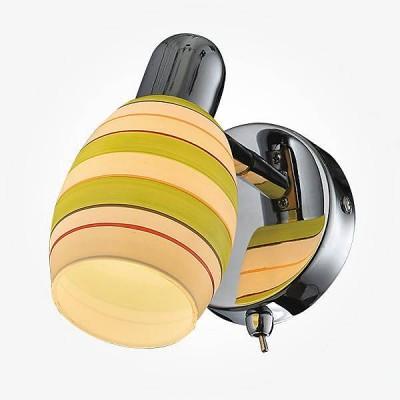 Евросвет 20055/1 хромОдиночные<br><br><br>S освещ. до, м2: 2<br>Тип лампы: Накаливания / энергосбережения / светодиодная<br>Тип цоколя: E14<br>Количество ламп: 1<br>Ширина, мм: 90<br>Расстояние от стены, мм: 160<br>Высота, мм: 140<br>MAX мощность ламп, Вт: 40