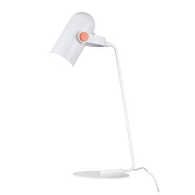 Настольный светильник Favourite 2008-1T AmpollaОжидается<br><br><br>Тип цоколя: E14<br>Цвет арматуры: белый/золото<br>Количество ламп: 1<br>Ширина, мм: 200<br>Размеры: L390*W200*H520<br>Длина, мм: 390<br>Высота, мм: 520<br>MAX мощность ламп, Вт: 40