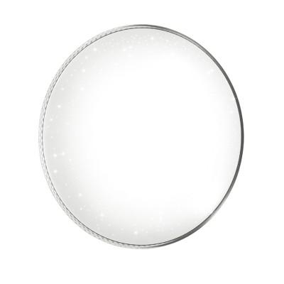 Светильник светодиодный Сонекс 2010/E STELA 72ВтКруглые<br><br><br>S освещ. до, м2: 36<br>Тип лампы: LED - светодиодная<br>Цвет арматуры: белый<br>Оттенок (цвет): белый<br>MAX мощность ламп, Вт: 72
