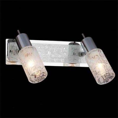 Светильник Евросвет 20101/2 хромДвойные<br>Светильники-споты – это оригинальные изделия с современным дизайном. Они позволяют не ограничивать свою фантазию при выборе освещения для интерьера. Такие модели обеспечивают достаточно качественный свет. Благодаря компактным размерам Вы можете использовать несколько спотов для одного помещения.  Интернет-магазин «Светодом» предлагает необычный светильник-спот Евросвет 20101/2 по привлекательной цене. Эта модель станет отличным дополнением к люстре, выполненной в том же стиле. Перед оформлением заказа изучите характеристики изделия.  Купить светильник-спот Евросвет 20101/2 в нашем онлайн-магазине Вы можете либо с помощью формы на сайте, либо по указанным выше телефонам. Обратите внимание, что у нас склады не только в Москве и Екатеринбурге, но и других городах России.<br><br>S освещ. до, м2: 5<br>Тип лампы: накал-я - энергосбер-я<br>Тип цоколя: E14<br>Количество ламп: 2<br>MAX мощность ламп, Вт: 40<br>Длина, мм: 440<br>Высота, мм: 120<br>Цвет арматуры: серебристый