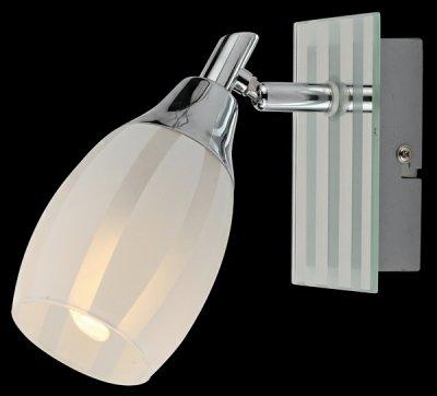 Светильник Евросвет 20129/1 хромОдиночные<br>Светильники-споты – это оригинальные изделия с современным дизайном. Они позволяют не ограничивать свою фантазию при выборе освещения для интерьера. Такие модели обеспечивают достаточно качественный свет. Благодаря компактным размерам Вы можете использовать несколько спотов для одного помещения.  Интернет-магазин «Светодом» предлагает необычный светильник-спот Евросвет 20129/1 по привлекательной цене. Эта модель станет отличным дополнением к люстре, выполненной в том же стиле. Перед оформлением заказа изучите характеристики изделия.  Купить светильник-спот Евросвет 20129/1 в нашем онлайн-магазине Вы можете либо с помощью формы на сайте, либо по указанным выше телефонам. Обратите внимание, что у нас склады не только в Москве и Екатеринбурге, но и других городах России.<br><br>Тип лампы: накал-я - энергосбер-я<br>Тип цоколя: E14<br>MAX мощность ламп, Вт: 40<br>Длина, мм: 80<br>Высота, мм: 170<br>Цвет арматуры: серебристый