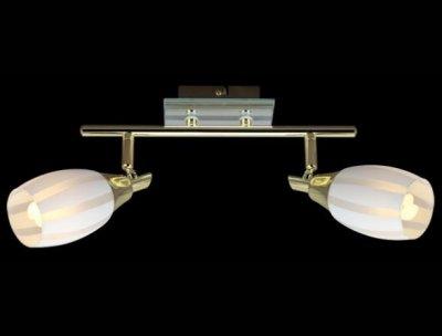 Светильник Евросвет 20129/2 хромДвойные<br>Светильники-споты – это оригинальные изделия с современным дизайном. Они позволяют не ограничивать свою фантазию при выборе освещения для интерьера. Такие модели обеспечивают достаточно качественный свет. Благодаря компактным размерам Вы можете использовать несколько спотов для одного помещения.  Интернет-магазин «Светодом» предлагает необычный светильник-спот Евросвет 20129/2 по привлекательной цене. Эта модель станет отличным дополнением к люстре, выполненной в том же стиле. Перед оформлением заказа изучите характеристики изделия.  Купить светильник-спот Евросвет 20129/2 в нашем онлайн-магазине Вы можете либо с помощью формы на сайте, либо по указанным выше телефонам. Обратите внимание, что у нас склады не только в Москве и Екатеринбурге, но и других городах России.<br><br>S освещ. до, м2: 5<br>Тип лампы: накал-я - энергосбер-я<br>Тип цоколя: E14<br>Цвет арматуры: серебристый<br>Количество ламп: 2<br>Длина, мм: 390<br>Высота, мм: 140<br>MAX мощность ламп, Вт: 40