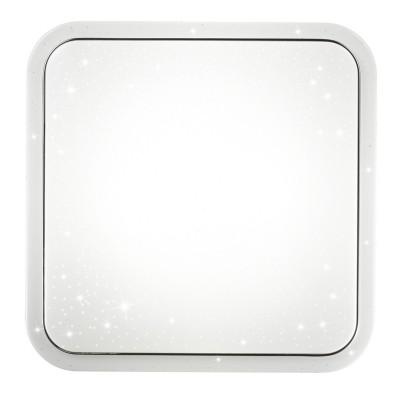 Светильник светодиодный Сонекс 2014/E KVADRI 72ВтКвадратные<br><br><br>S освещ. до, м2: 36<br>Цветовая t, К: 3200/6200<br>Тип лампы: LED - светодиодная<br>Тип цоколя: LED<br>Цвет арматуры: серебристый хром<br>Ширина, мм: 500<br>Высота полная, мм: 68<br>Длина, мм: 500<br>Оттенок (цвет): белый<br>MAX мощность ламп, Вт: 72