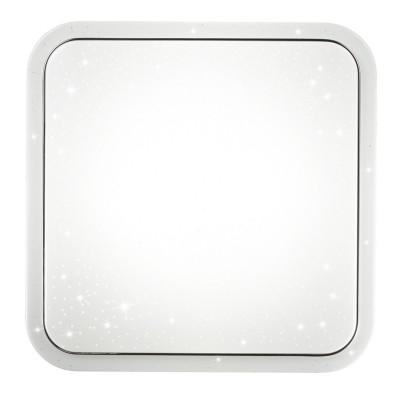 Светильник светодиодный Сонекс 2014/F KVADRI 90Втквадратные светильники<br><br><br>S освещ. до, м2: 45<br>Тип лампы: LED - светодиодная<br>Тип цоколя: LED<br>Цвет арматуры: серебристый хром<br>Ширина, мм: 600<br>Длина, мм: 600<br>Высота, мм: 68<br>Оттенок (цвет): белый<br>MAX мощность ламп, Вт: 90
