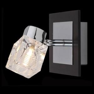 Светильник Евросвет 20140/1 хромОдиночные<br>Светильники-споты – это оригинальные изделия с современным дизайном. Они позволяют не ограничивать свою фантазию при выборе освещения для интерьера. Такие модели обеспечивают достаточно качественный свет. Благодаря компактным размерам Вы можете использовать несколько спотов для одного помещения.  Интернет-магазин «Светодом» предлагает необычный светильник-спот Евросвет 20140/1 по привлекательной цене. Эта модель станет отличным дополнением к люстре, выполненной в том же стиле. Перед оформлением заказа изучите характеристики изделия.  Купить светильник-спот Евросвет 20140/1 в нашем онлайн-магазине Вы можете либо с помощью формы на сайте, либо по указанным выше телефонам. Обратите внимание, что у нас склады не только в Москве и Екатеринбурге, но и других городах России.<br><br>S освещ. до, м2: 2<br>Тип лампы: галогенная / LED-светодиодная<br>Тип цоколя: G9<br>Количество ламп: 1<br>MAX мощность ламп, Вт: 40<br>Длина, мм: 120<br>Высота, мм: 130<br>Цвет арматуры: серебристый