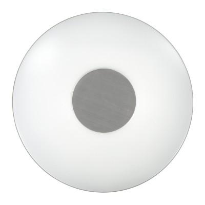 Светильник светодиодный Сонекс 2016/D SOLO 48ВтКруглые<br><br><br>S освещ. до, м2: 24<br>Цветовая t, К: 4000<br>Тип лампы: LED - светодиодная<br>Цвет арматуры: серебристый никель<br>Диаметр, мм мм: 440<br>Высота полная, мм: 68<br>Оттенок (цвет): белый<br>MAX мощность ламп, Вт: 48