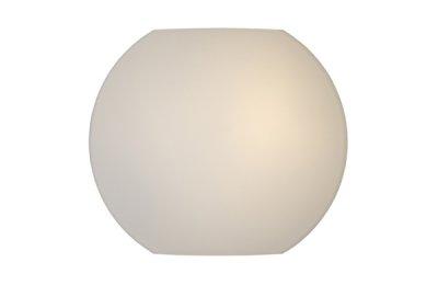 Светильник бра Lucide 20226/25/61 LAGANсовременные бра модерн<br><br><br>S освещ. до, м2: 4<br>Тип лампы: накаливания / энергосбережения / LED-светодиодная<br>Тип цоколя: E27<br>Количество ламп: 1<br>Диаметр, мм мм: 250<br>Оттенок (цвет): белый<br>MAX мощность ламп, Вт: 60