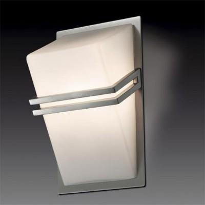 Светильник Odeon Light 2025/1W Tiara никельБра хай тек стиля<br><br><br>S освещ. до, м2: 2<br>Тип лампы: галогенная / LED-светодиодная<br>Тип цоколя: G9<br>Цвет арматуры: серый<br>Количество ламп: 1<br>Ширина, мм: 90<br>Высота, мм: 180<br>MAX мощность ламп, Вт: 40