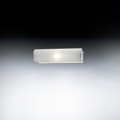 Светильник Odeon Light 2028/1W Tube хром 220mmДлинные<br>Настенно потолочный светильник Odeon light (Оодеон лайт) 2028/1W TUBE хром 220mm подходит как для установки в вертикальном положении - на стены, так и для установки в горизонтальном - на потолок. Для установки настенно потолочных светильников на натяжной потолок необходимо использовать светодиодные лампы LED, которые экономнее ламп Ильича (накаливания) в 10 раз, выделяют мало тепла и не дадут расплавиться Вашему потолку.<br><br>S освещ. до, м2: 2<br>Тип лампы: накаливания / энергосбережения / LED-светодиодная<br>Тип цоколя: E14<br>Количество ламп: 1<br>Ширина, мм: 60<br>MAX мощность ламп, Вт: 40<br>Длина, мм: 220<br>Цвет арматуры: серебристый