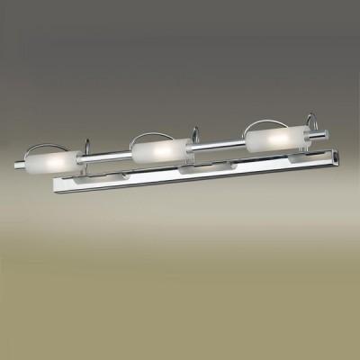 Светильник Odeon Light 2034/3W Wiron хромДля картин<br><br><br>S освещ. до, м2: 20<br>Тип лампы: галогенная / LED-светодиодная<br>Тип цоколя: R7s<br>Цвет арматуры: серебристый<br>Количество ламп: 3<br>Ширина, мм: 670<br>Высота, мм: 100<br>MAX мощность ламп, Вт: 100
