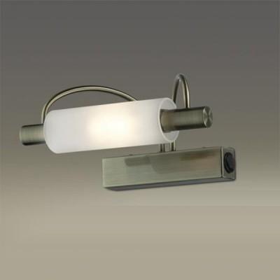Светильник Odeon Light 2035/1W Wiron бронзаДля картин<br><br><br>S освещ. до, м2: 6<br>Тип лампы: галогенная / LED-светодиодная<br>Тип цоколя: R7s<br>Цвет арматуры: бронзовый<br>Количество ламп: 1<br>Ширина, мм: 185<br>Высота, мм: 100<br>MAX мощность ламп, Вт: 100