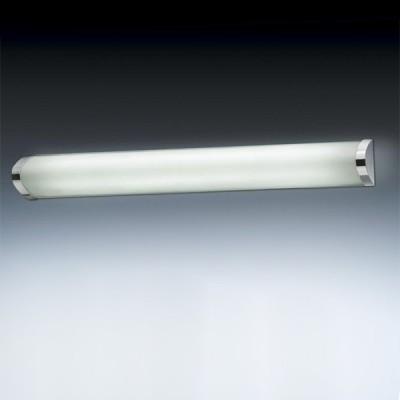 Светильник Odeon Light 2037/1W Feo хром 600mmДлинные<br>Настенно потолочный светильник Odeon light (Оодеон лайт) 2037/1W FEO хром 600mm подходит как для установки в вертикальном положении - на стены, так и для установки в горизонтальном - на потолок. Для установки настенно потолочных светильников на натяжной потолок необходимо использовать светодиодные лампы LED, которые экономнее ламп Ильича (накаливания) в 10 раз, выделяют мало тепла и не дадут расплавиться Вашему потолку.<br><br>S освещ. до, м2: 2<br>Тип лампы: люминесцентная<br>Тип цоколя: T5<br>Цвет арматуры: серебристый<br>Количество ламп: 1<br>Ширина, мм: 80<br>Длина, мм: 600<br>MAX мощность ламп, Вт: 14