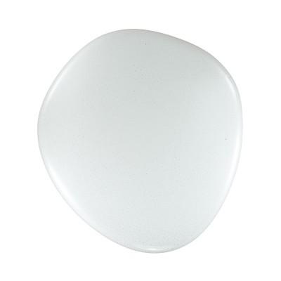 Светильник светодиодный Сонекс 2039/EL STONE 72ВтКруглые<br><br><br>S освещ. до, м2: 36<br>Тип лампы: LED - светодиодная<br>Тип цоколя: LED<br>Цвет арматуры: белый<br>Оттенок (цвет): белый<br>MAX мощность ламп, Вт: 72