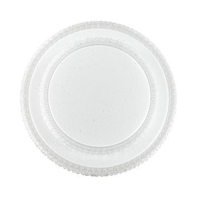Светильник светодиодный Сонекс 2041/EL FLOORS 72Вткруглые светильники<br><br><br>S освещ. до, м2: 36<br>Цветовая t, К: 3200/4200//6200<br>Тип лампы: LED - светодиодная<br>Тип цоколя: LED, встроенные светодиоды<br>Цвет арматуры: белый<br>Количество ламп: 1<br>Диаметр, мм мм: 450<br>Высота, мм: 88<br>Поверхность арматуры: матовая<br>Оттенок (цвет): белый<br>MAX мощность ламп, Вт: 72