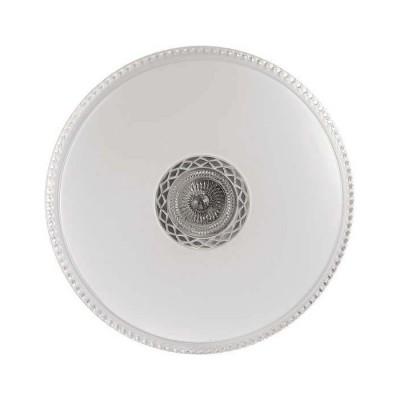 Светильник светодиодный Сонекс 2044/DL LAVORA 48ВтКруглые<br><br><br>S освещ. до, м2: 24<br>Тип лампы: LED - светодиодная<br>Цвет арматуры: белый<br>Диаметр, мм мм: 380<br>Высота, мм: 52<br>Оттенок (цвет): белый<br>MAX мощность ламп, Вт: 48