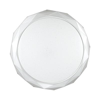 Светильник светодиодный Сонекс 2045/DL GINO 48Вткруглые светильники<br><br><br>S освещ. до, м2: 24<br>Тип лампы: LED - светодиодная<br>Цвет арматуры: белый<br>Диаметр, мм мм: 400<br>Высота, мм: 62<br>Оттенок (цвет): белый<br>MAX мощность ламп, Вт: 48