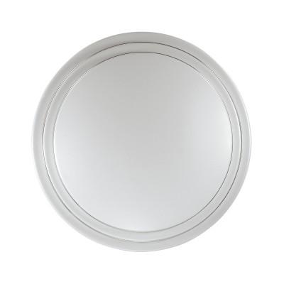 Светильник светодиодный Сонекс 2046/CL FLIM 28Вткруглые светильники<br><br><br>S освещ. до, м2: 14<br>Тип лампы: LED - светодиодная<br>Цвет арматуры: белый<br>Диаметр, мм мм: 350<br>Высота, мм: 82<br>Оттенок (цвет): белый<br>MAX мощность ламп, Вт: 28