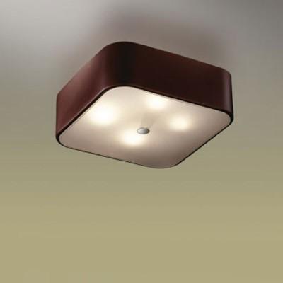 Люстра Odeon Light 2048/4C Turon хром/коричневыйПотолочные<br>Компания «Светодом» предлагает широкий ассортимент люстр от известных производителей. Представленные в нашем каталоге товары выполнены из современных материалов и обладают отличным качеством. Благодаря широкому ассортименту Вы сможете найти у нас люстру под любой интерьер. Мы предлагаем как классические варианты, так и современные модели, отличающиеся лаконичностью и простотой форм.  Стильная люстра Odeon light 2048/4C  станет украшением любого дома. Эта модель от известного производителя не оставит равнодушным ценителей красивых и оригинальных предметов интерьера. Люстра Odeon light 2048/4C  обеспечит равномерное распределение света по всей комнате. При выборе обратите внимание на характеристики, позволяющие приобрести наиболее подходящую модель. Купить понравившуюся люстру по доступной цене Вы можете в интернет-магазине «Светодом».<br><br>Установка на натяжной потолок: Ограничено<br>S освещ. до, м2: 10<br>Крепление: Планка<br>Тип лампы: накаливания / энергосбережения / LED-светодиодная<br>Тип цоколя: E14<br>Количество ламп: 4<br>Ширина, мм: 400<br>MAX мощность ламп, Вт: 40<br>Длина, мм: 400<br>Высота, мм: 160<br>Цвет арматуры: серебристый