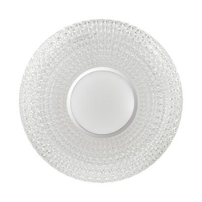Светильник светодиодный Сонекс 2048/DL VISMA 48Вткруглые светильники<br><br><br>S освещ. до, м2: 24<br>Тип лампы: LED - светодиодная<br>Тип цоколя: LED<br>Цвет арматуры: белый<br>Диаметр, мм мм: 420<br>Высота, мм: 82<br>Оттенок (цвет): белый<br>MAX мощность ламп, Вт: 48