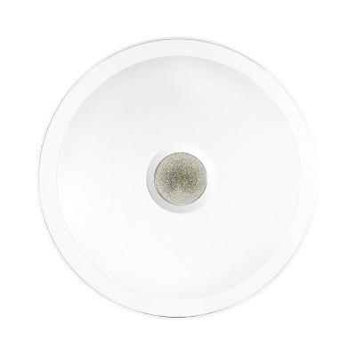 Светильник светодиодный Сонекс 2054/DL GALEO 48ВтКруглые<br><br><br>S освещ. до, м2: 24<br>Тип лампы: LED - светодиодная<br>Тип цоколя: LED<br>Цвет арматуры: белый<br>Диаметр, мм мм: 520<br>Высота, мм: 77<br>Оттенок (цвет): белый<br>MAX мощность ламп, Вт: 48