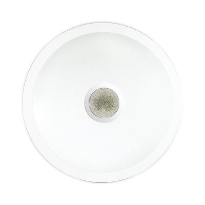 Светильник светодиодный Сонекс 2054/EL GALEO 72ВтКруглые<br><br><br>S освещ. до, м2: 36<br>Тип лампы: LED - светодиодная<br>Тип цоколя: LED<br>Цвет арматуры: белый<br>Диаметр, мм мм: 600<br>Высота, мм: 82<br>Оттенок (цвет): белый<br>MAX мощность ламп, Вт: 72
